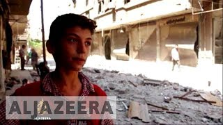 Syrian government targets eastern Ghouta despite safe zone announcement