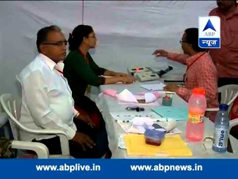 Mumbai's Juhu polling booth set to welcome voters as Maha casts franchise