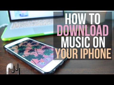 How to download music on iphone without jailbreak or computer (oct 2017)