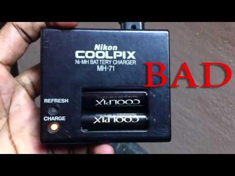 Good Vs Bad battery Test