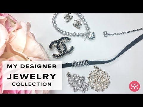 MY LUXE JEWELLERY (Best Items) | Chanel, Dior, Hermes | Sophie Shohet