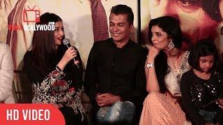 Aishwarya Rai About Her Cute Raksha Bandhan Story With Vikram Phadnis | Hrudayantar Music Launch