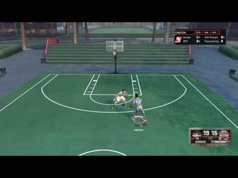 NBA 2K16 black top 1vs1