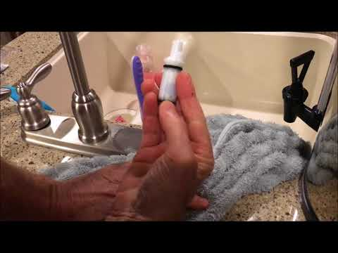 How to Fix a Dripping Moen Faucet for FREE!