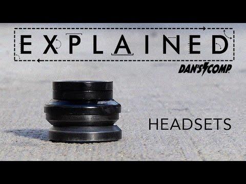 Explained: BMX Headsets