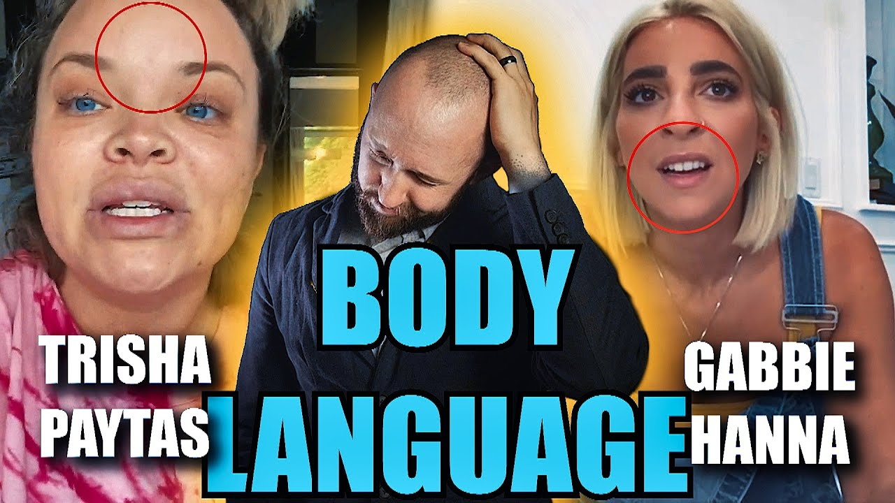 """Body Language Analyst REACTS to Gabbie and Trisha's """"NARCISSISTIC"""" Body Language   Faces Episode 18"""