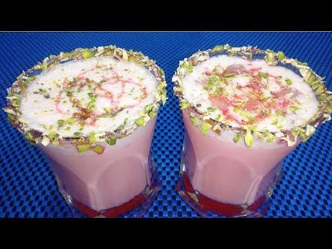 Roohafza Milkshake 2 recipes for sehri | Rozedaaro ke liye khaas recipe