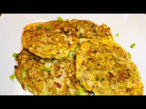 Low Carb: TUNA CABBAGE PATTIES recipe