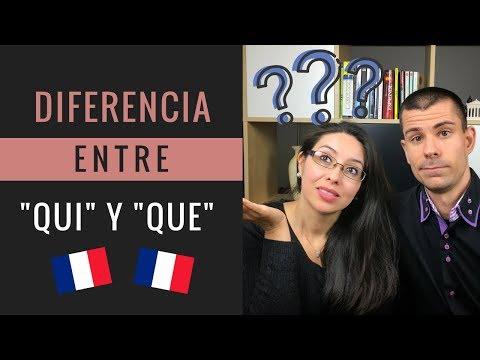 Xxx Mp4 Diferencia Entre QUI Y QUE En Francés Un Error Frecuente En Francés 3gp Sex