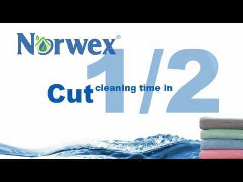 Howe Clean Norwex in 30 secs