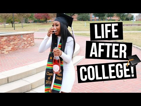 My Life After College: Moving Back Home, Quitting My 9-5, Job Interview Gone Wrong + MORE!