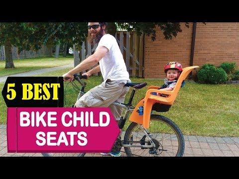 5 Best Bike Child Seats 2018   Best Bike Child Seats Reviews   Top 5 Bike Child Seats