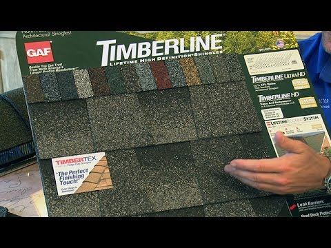 Choosing Roof Shingle Style & Color