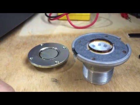 REPAIR: JBL EON 510 Speaker - No High Frequency / Tweeter broken? No Sound
