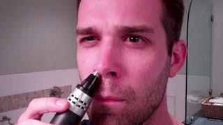 Nose and Ear Hair Trimmer - Panasonic ER 430 K