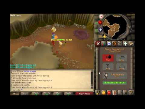 Old School Runescape   Recipe for Disaster   Sir Amik Varze
