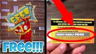 Fortnite Free Walmart Spray | Conseguir Pavos Gratis Ps4