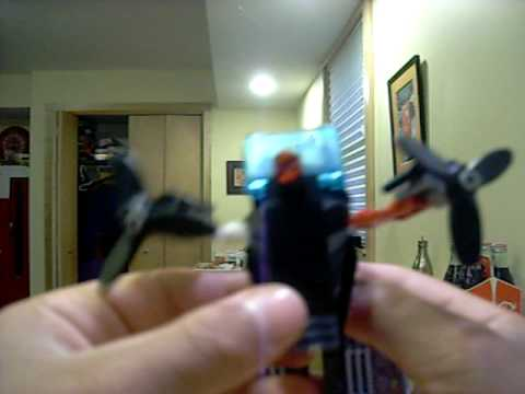 Lego blackout transformer
