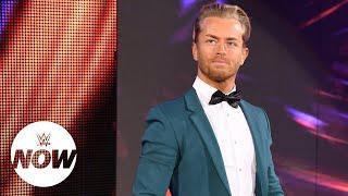 WWE Superstars react to Drake Maverick