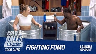 Download Cold As Balls | Ronda Rousey Fights FOMO | Laugh Out Loud Network Video