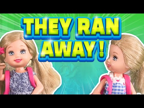 Barbie - The Twins Run Away | Ep.139