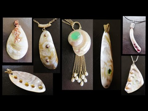 Sea Shells for Making Jewelry | Liz Kreate