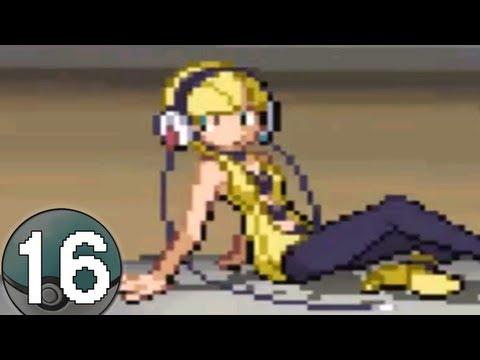 Pokemon Black and White Walkthrough - Part 16: Leader Elesa