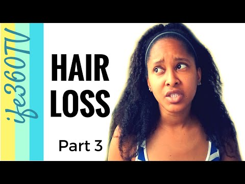 Hair Loss (Part 3) - Natural Fertility, Low Progesterone, TTC