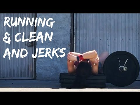 This one hurt my lungs | RUNNING & C+Js