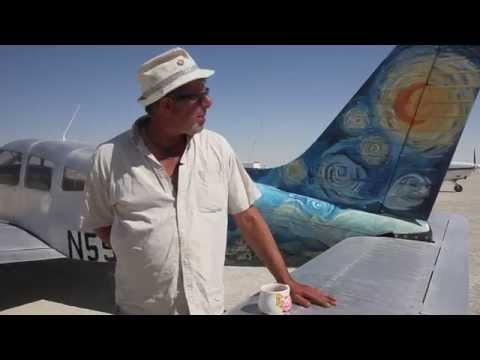 Burning Man Airport :: LOVE Project