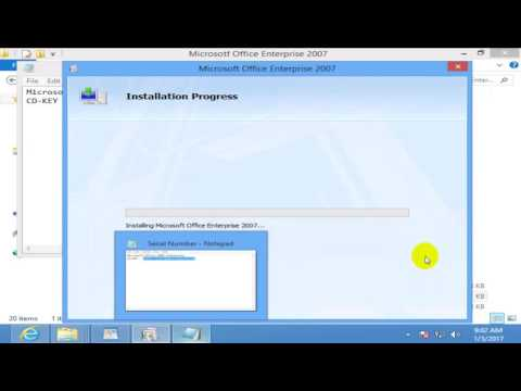 How to MS Office Installation by Customizing