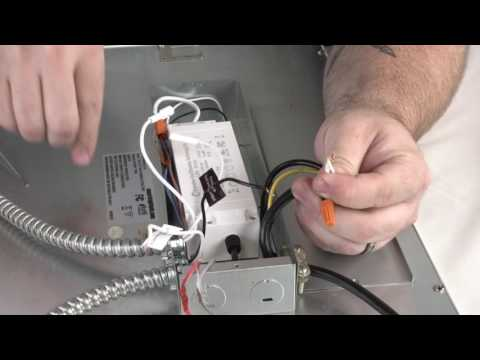 LED Emergency Driver Wiring Guide