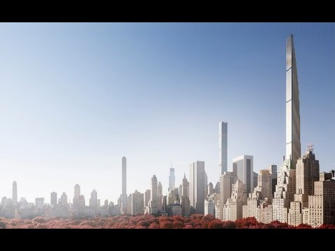 Future New York City: 2020 Tallest Building Projects and Proposals - City of Luxury