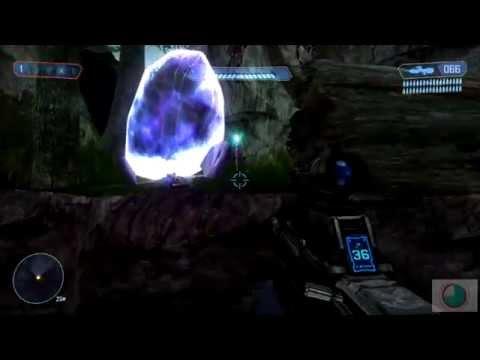 Halo Custom Edition: The Silent Cartographer v3 Walkthrough