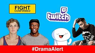 Logan Paul 100% CONFIRMS KSI Fight #DramaAlert TheOdd1sOut ROASTS RiceGum, Scammer CATFISHED & OWNED