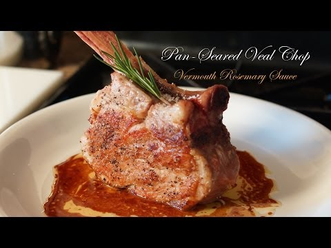 Simply Veal Chop - Bruno Albouze - THE REAL DEAL