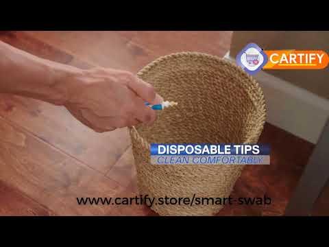 Ear Wax Safe Cleaning Method -SMART SWAB