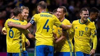 SWEDEN ROAD TO THE WORLD CUP 2018