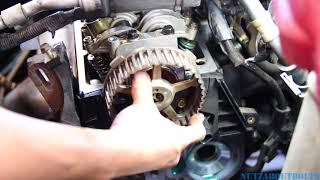 2001 2005 Honda Civic Timing Belt Replacement Part 2