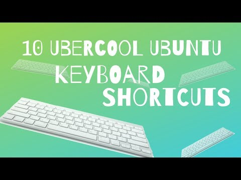 10 Ubuntu Keyboard Shortcuts for Power Users
