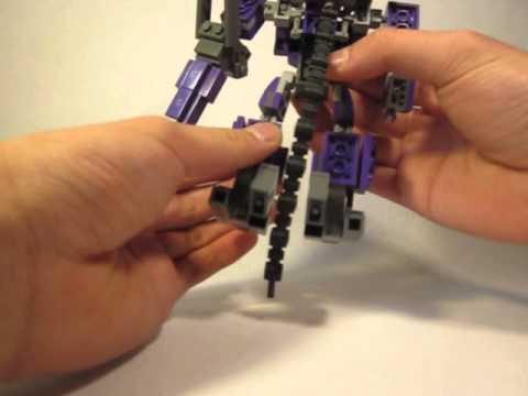 Lego Transformers Prime- Shockwave