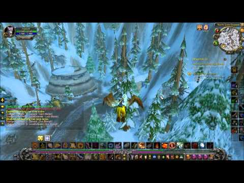 GPGT! - WoW Travel - Refuge Pointe to Stormwind City