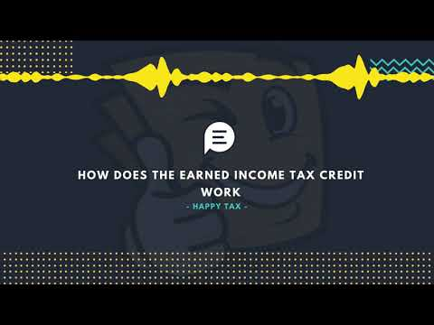 How Does the Earned Income Tax Credit Work