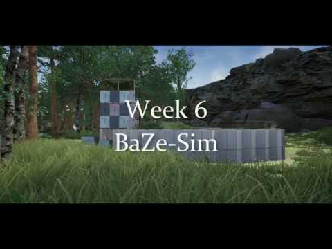Devlog 4 BaZe-Sim: Map design and Electricity