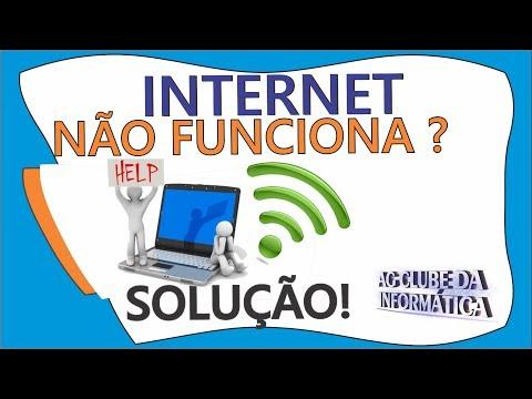 Wifi não funciona no Windows 10, Windows 8.1 e Windows 7, VÍRUS DE DHCP e DNS, SOLUÇÃO