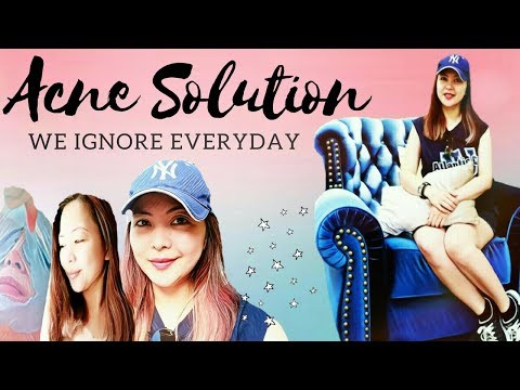THE ACNE SOLUTION [We Ignore Everyday] // TheWickeRmoss