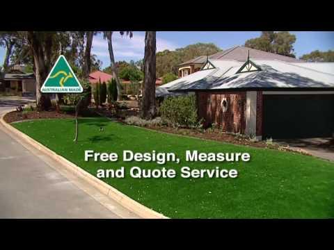 5. Artificial Grass Lawn by Australian Outdoor Living