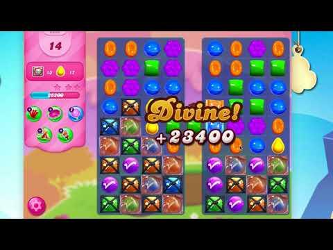 Candy Crush Saga Level 3235  No Booster