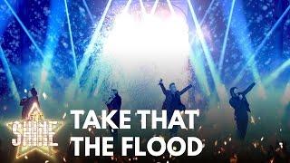 Take That perform