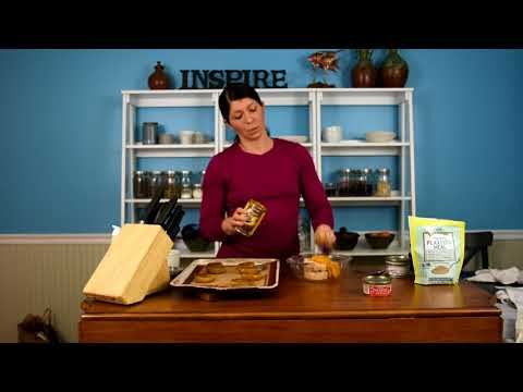 Whole30 Curry Salmon Cakes Recipe